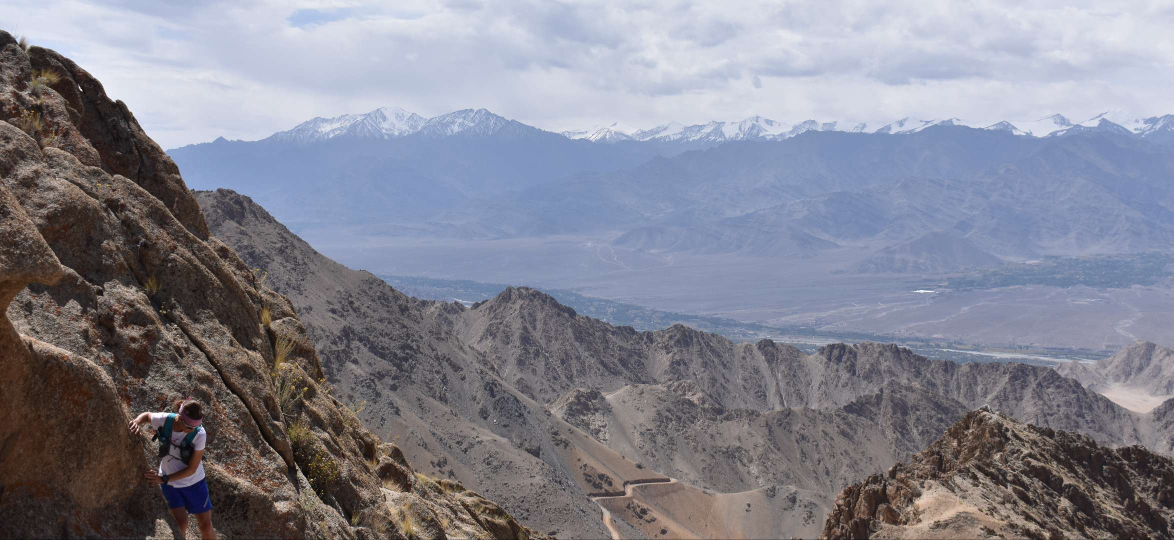 Getting familiar with 4000 metres in Ladakh _ J Wheatley