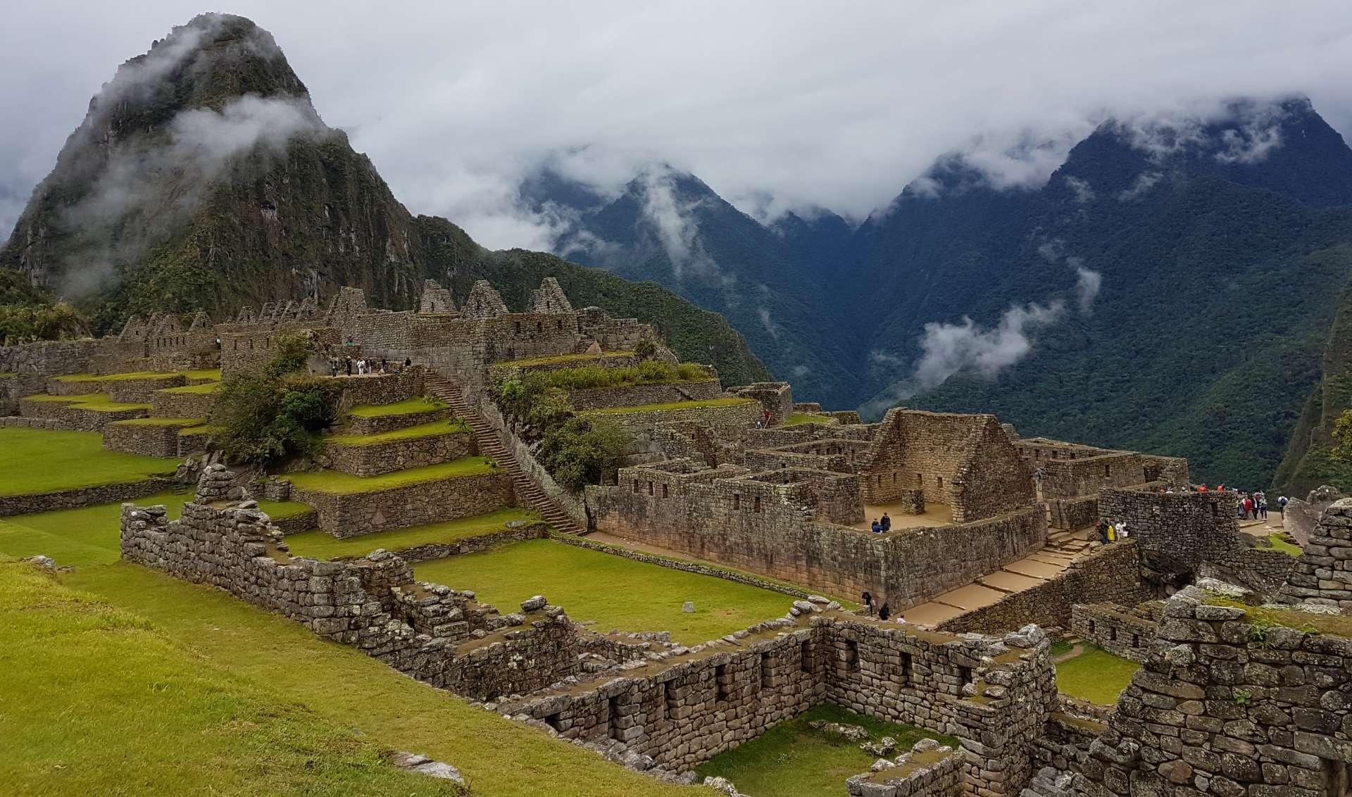 Machu Picchu Outpost Peru #2