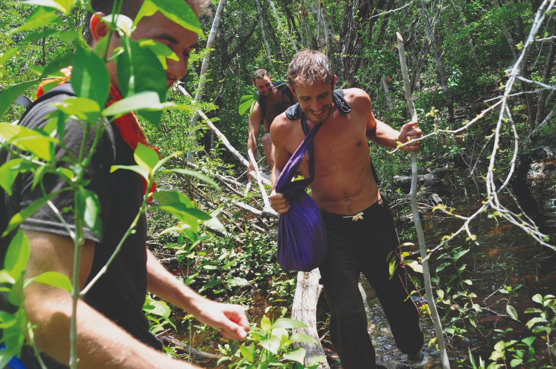 Trekking to El Mirador Guatemala Sue Bedford