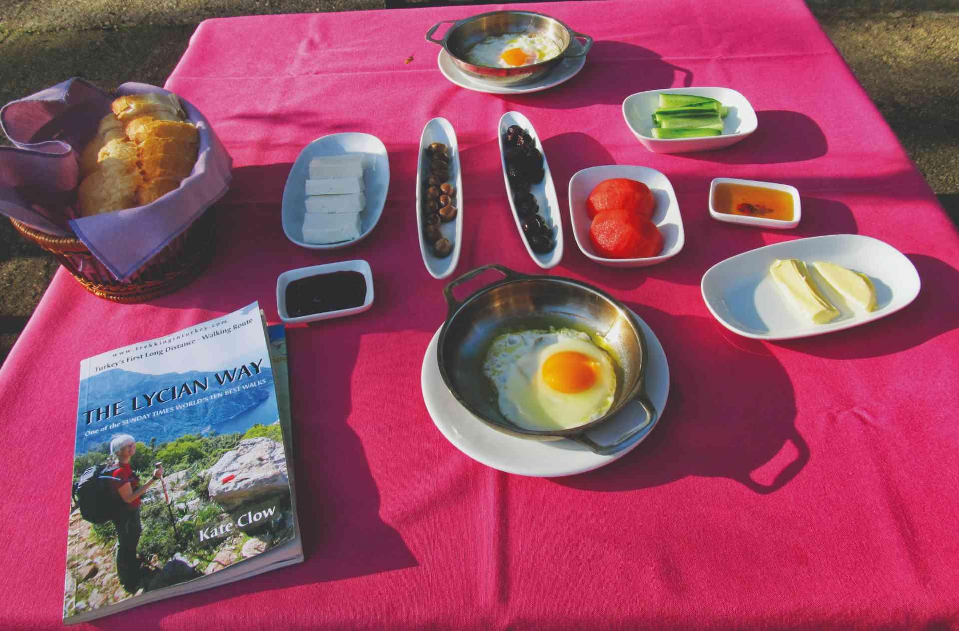Lycian Way Turkey Karen Mccoll #11